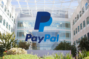 PayPal saw nearly $1 billion