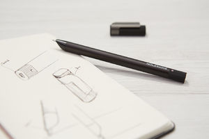 Moleskine's latest smart pen