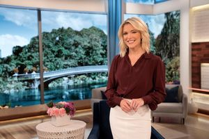 Megyn Kelly is officially out