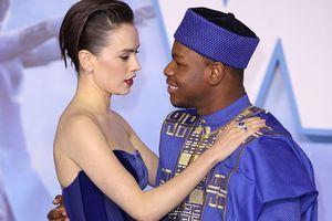 John Boyega under fire for