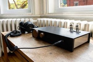 The Billie amplifier combines