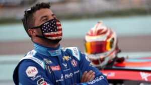 Bubba Wallace to drive for