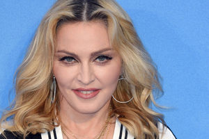 Madonna won't be scared off by
