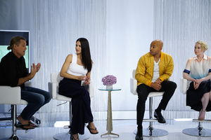 Adriana Lima & Co. Talk New