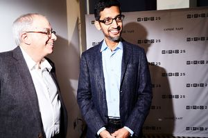 Google's CEO Says Tests of