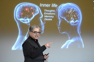 Deepak Chopra: Live well to