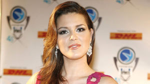 Alicia Machado Pens Emotional