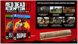 Red Dead 2 Special Editions