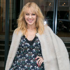 Kylie Minogue's Berghain Look