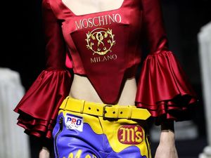 Moschino Had A Code Word For