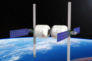 Bigelow Aerospace has plans to