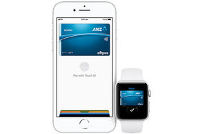 ANZ first to offer contactless