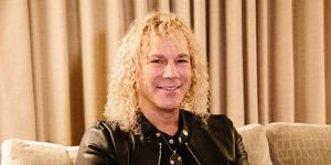 Bon Jovi Keyboardist David