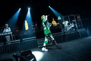 Billie Eilish takes over ACL