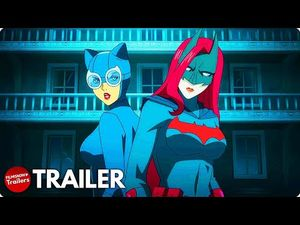 Catwoman: Hunted Trailer