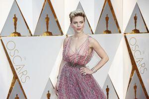Scarlett Johansson, citing