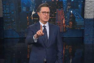 Stephen Colbert Mocks Donald