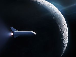 SpaceX's Starship, Meant for