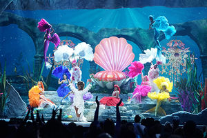 'The Little Mermaid Live':