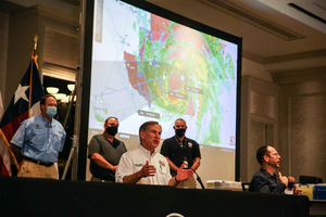 Disaster declaration issued as