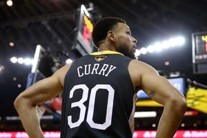 Stephen Curry Unfazed By