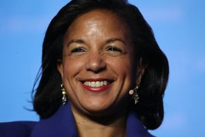 Susan Rice Considering a 2020