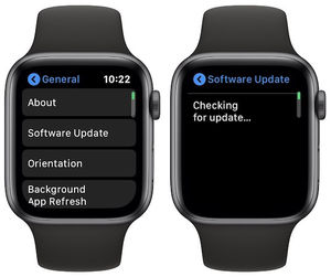 Apple Watch Gets Over-the-Air