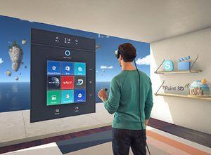 Microsoft's Windows 10 VR