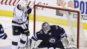 Kings earn a point, but lose