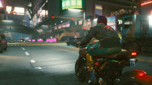 Cyberpunk 2077 is 'a different