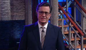 Stephen Colbert: Donald Trump