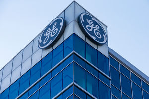 General Electric stock bounces