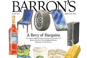 Barron's Roundtable: A Bevy of