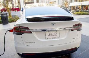 Tesla's latest 100D models