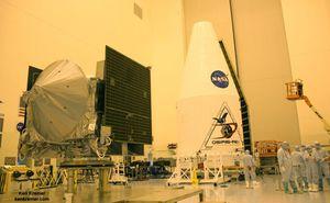 NASA's OSIRIS-REx Asteroid