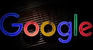 Google Search on desktop