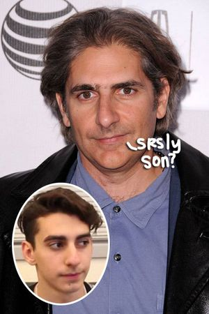 THIS Sopranos Star's Son Was