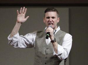 White nationalist Richard