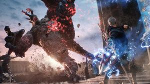 New Devil May Cry 5 Details