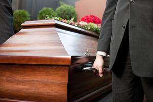 Family found stranger in dead