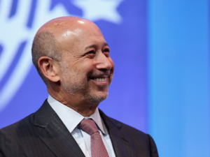 Goldman Sachs CEO Lloyd