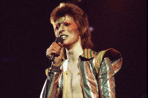 David Bowie's belongings to be