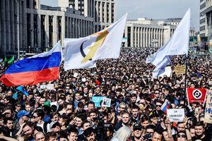 Russia Takes a Big Step Toward