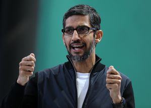 Google's CEO Could Be $380