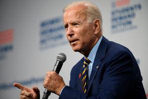 Biden camp says verbal