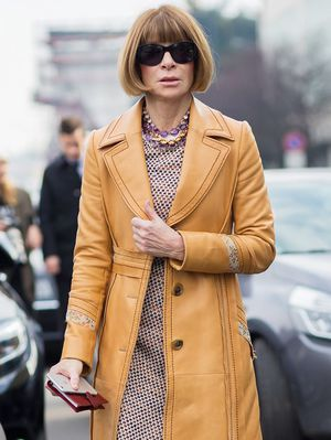 Anna Wintour Says This Trend