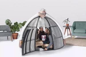 Find inner peace in KFC's