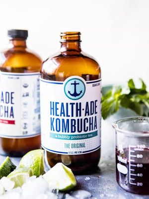 What Is Kombucha Made of