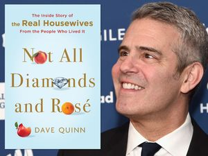 Andy Cohen to publish