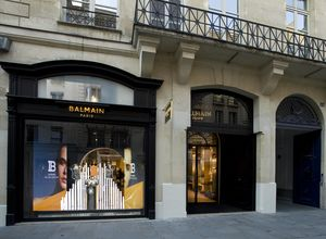 EXCLUSIVE: Balmain Paris